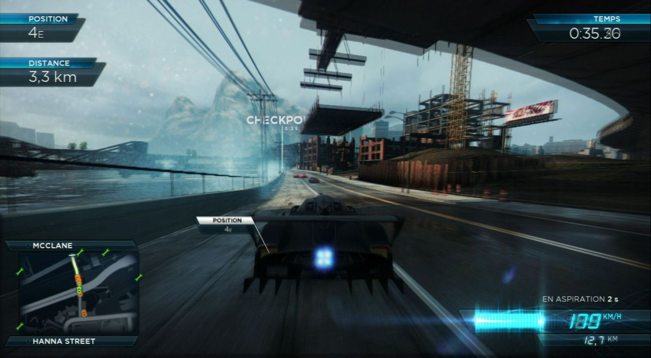 jeuxvideo.com Need for Speed : Most Wanted U - Wii U Image 22 sur 48