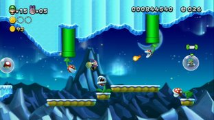 Test New Super Luigi U Wii U - Screenshot 29