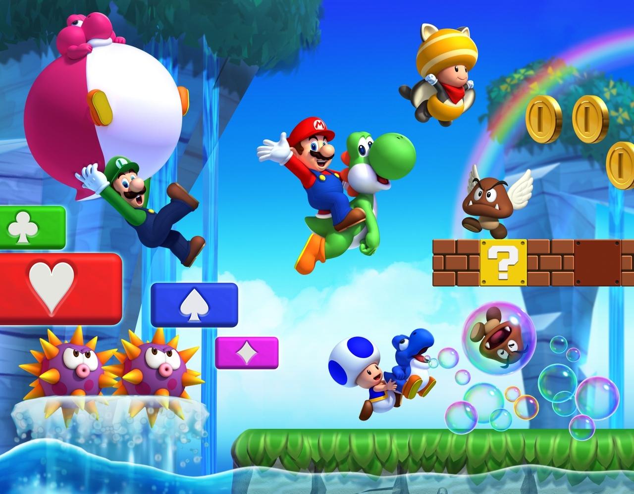 jeuxvideo.com New Super Mario Bros. U - Wii U Image 26 sur 266