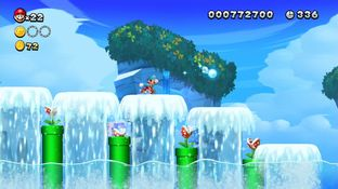 Test New Super Mario Bros. U Wii U - Screenshot 68