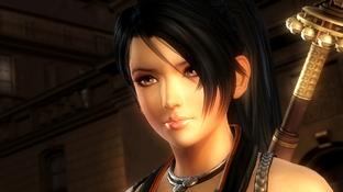 Images de Kasumi dans Ninja Gaiden 3