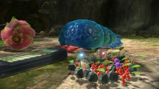Test Pikmin 3 Wii U - Screenshot 58