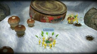 Un nouveau DLC pour Pikmin 3 début décembre
