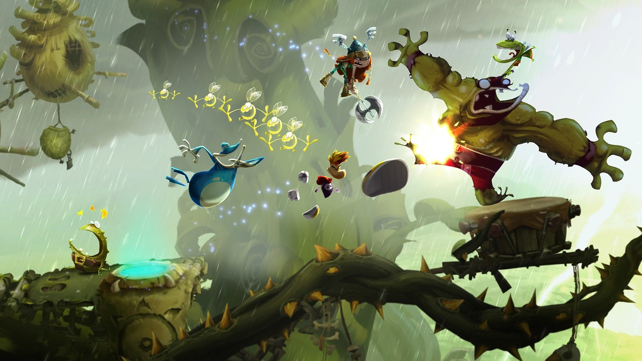 Filme Rayman for ps3][x360][wiiu][pc][psv] rayman legends | hooper.fr