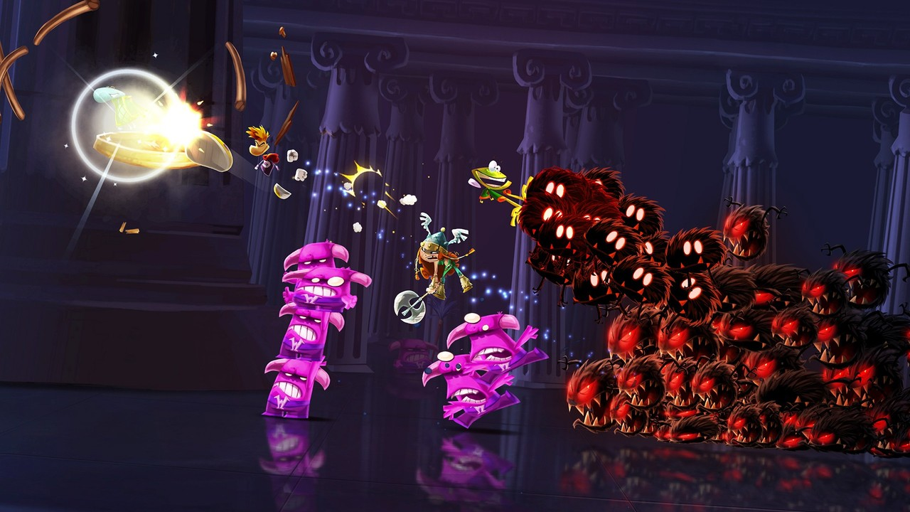 Images Rayman Legends Wii U - 46