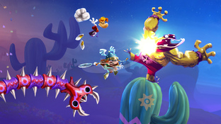 Aperçu Rayman Legends Wii U - Screenshot 55