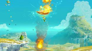 Test Rayman Legends Wii U - Screenshot 90