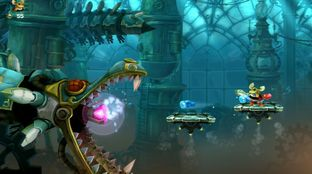 Test Rayman Legends Wii U - Screenshot 91