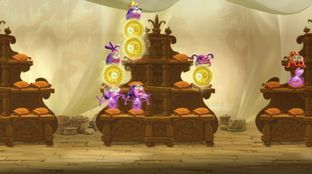 Test Rayman Legends Wii U - Screenshot 92