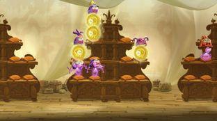 Test Rayman Legends Wii U - Screenshot 92