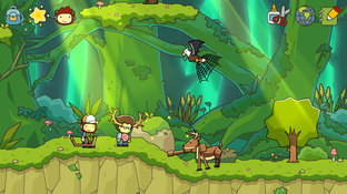 Scribblenauts Unlimited Wii U