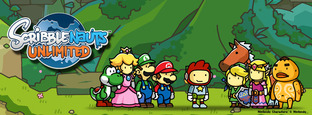 Scribblenauts Unlimited en retard
