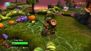 Test Skylanders Giants Wii U - Screenshot 2