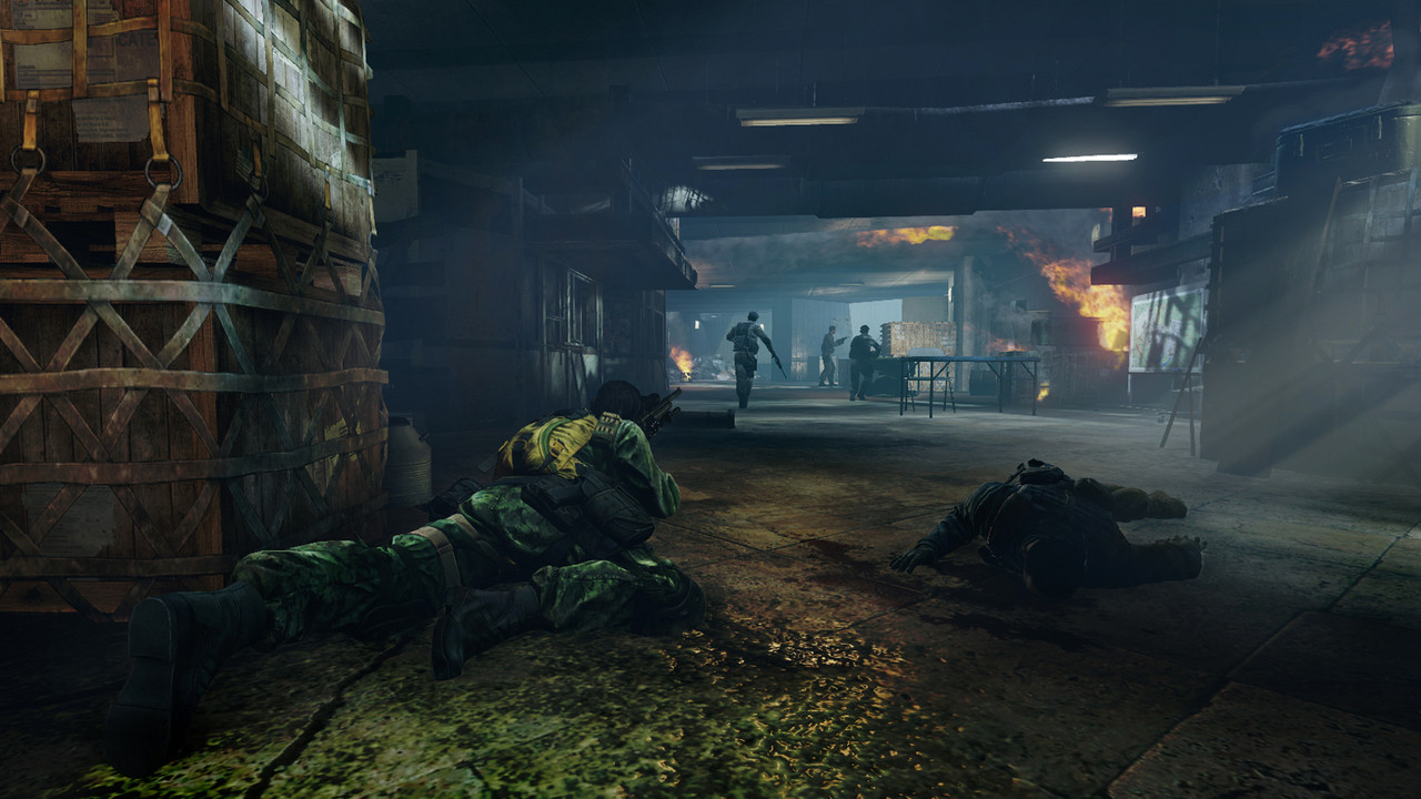 Images Sniper : Ghost Warrior 2 Wii U - 4