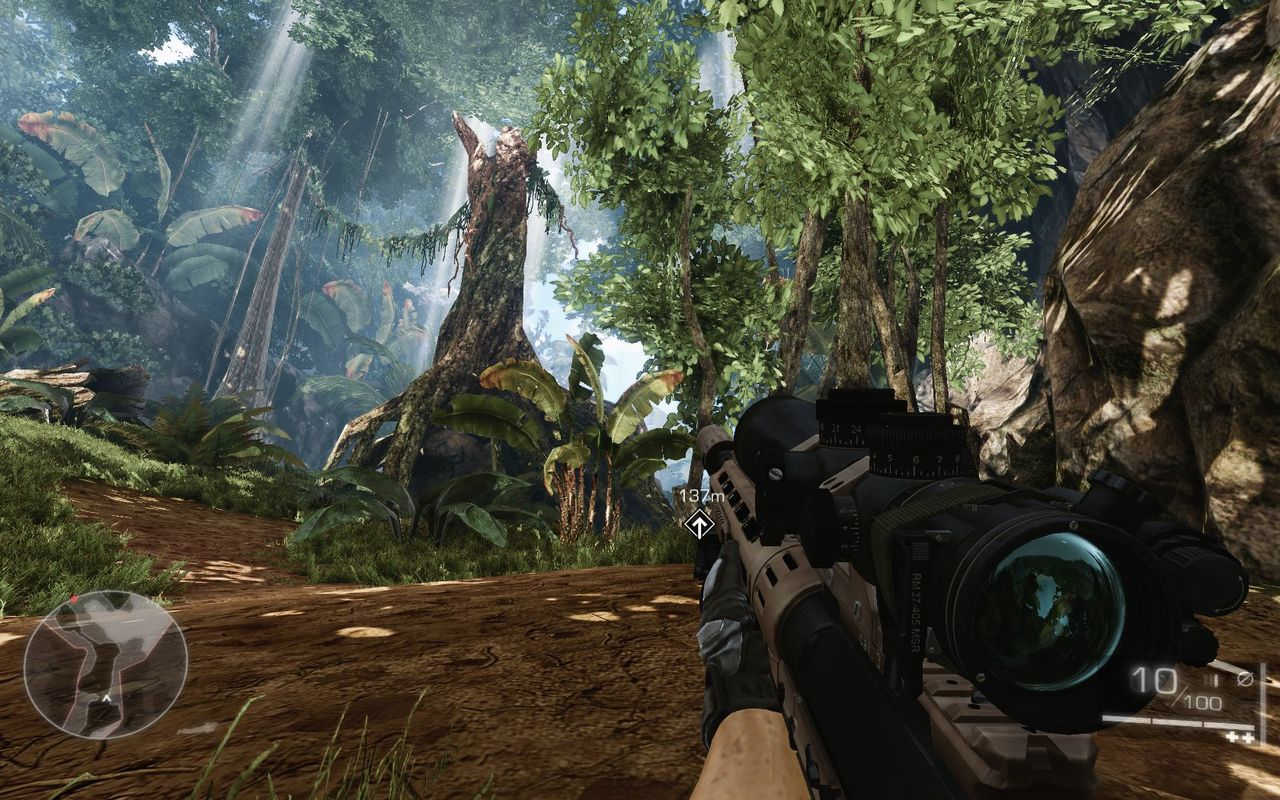 Images Sniper : Ghost Warrior 2 Wii U - 5