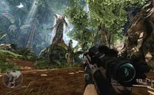 Aperçu Sniper Ghost Warrior 2 Wii U - Screenshot 4