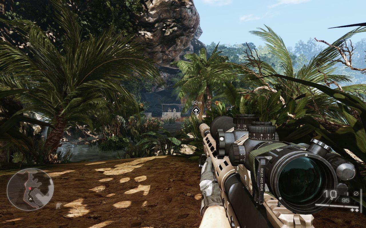 Images Sniper : Ghost Warrior 2 Wii U - 6