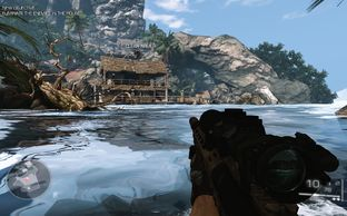 Aperçu Sniper Ghost Warrior 2 Wii U - Screenshot 7