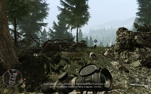 Aperçu Sniper Ghost Warrior 2 Wii U - Screenshot 8