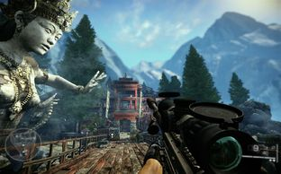 Aperçu Sniper Ghost Warrior 2 Wii U - Screenshot 9