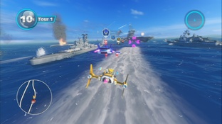 Test Sonic & All Stars Racing Transformed Wii U - Screenshot 32