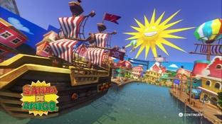 Sonic & All Stars Racing Transformed Wii U