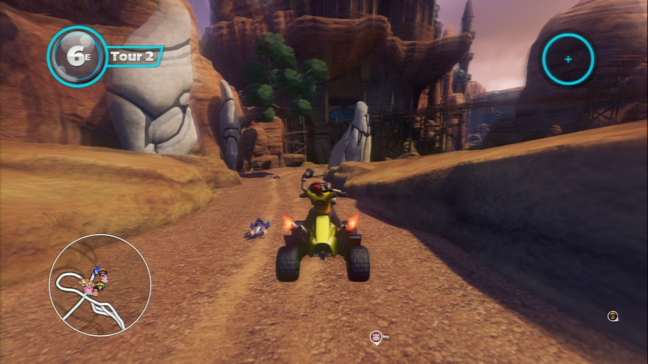 Images Sonic & All Stars Racing Transformed Wii U - 37