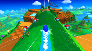 Aperçu Sonic : Lost World Wii U - Screenshot 12