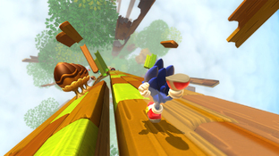 Aperçu Sonic : Lost World Wii U - Screenshot 15