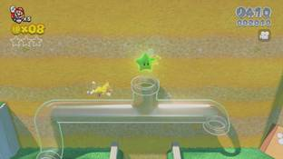 Super Mario 3D World WiiU - Screenshot 443