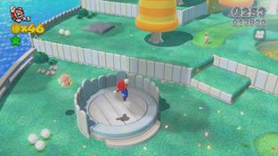 Super Mario 3D World WiiU - Screenshot 444