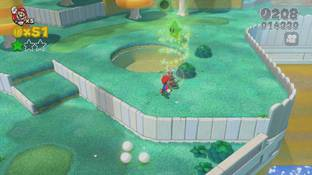 Super Mario 3D World WiiU - Screenshot 445