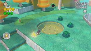 Super Mario 3D World WiiU - Screenshot 447