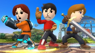 Super Smash Bros. for Wii U Wi