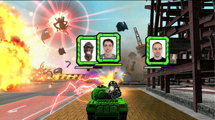 Aperçu TANK ! TANK ! TANK ! - TGS 2012 Wii U - Screenshot 4
