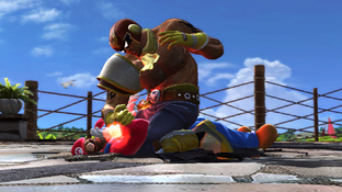 Pictures of Tekken Tag Tournament 2 Wii U