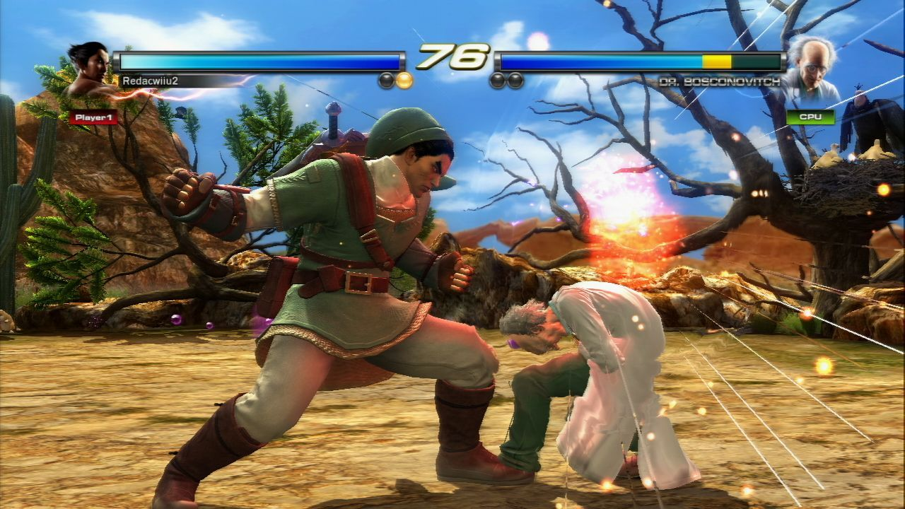 Images Tekken Tag Tournament 2 Wii U - 37