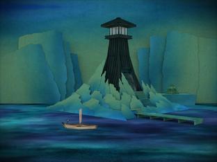 Aperçu Tengami Wii U - Screenshot 2