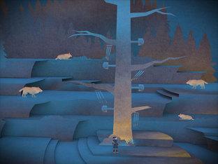 Aperçu Tengami Wii U - Screenshot 4