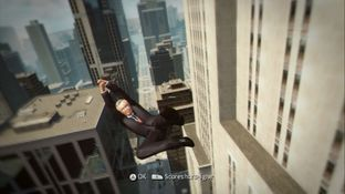 Test The Amazing Spider-Man Wii U - Screenshot 1
