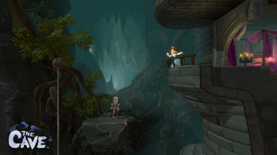Images The Cave Wii U - 1