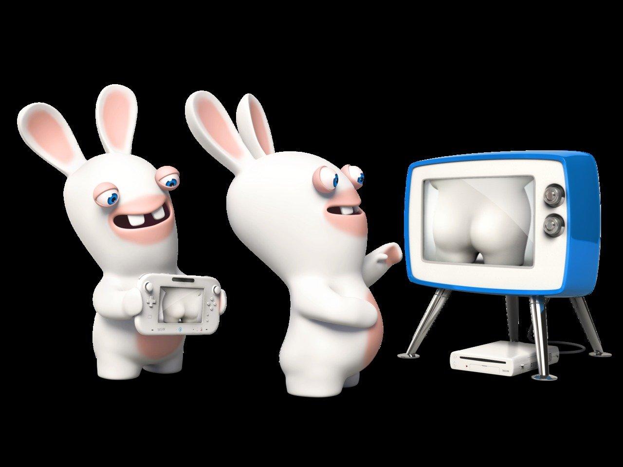 jeuxvideo.com The Lapins Crétins Land - Wii U Image 16 sur 97