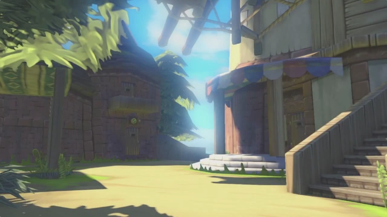 Images The Legend of Zelda : The Wind Waker HD Wii U - 1