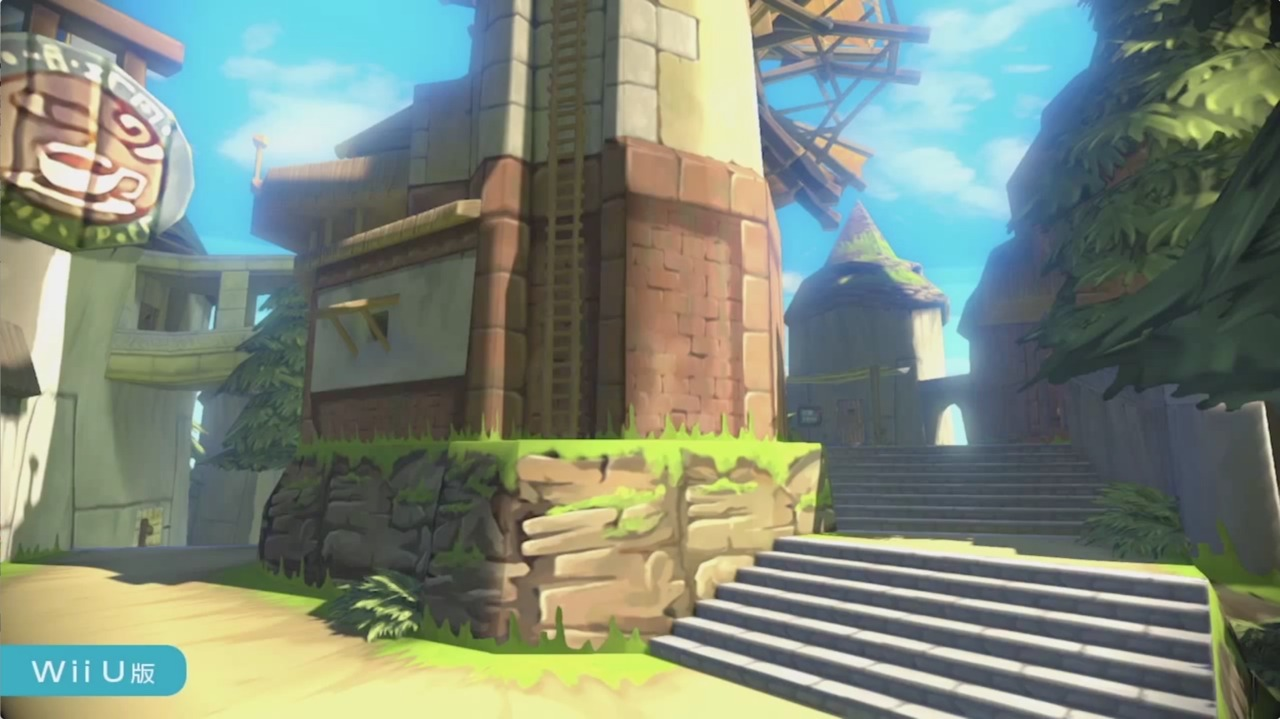 Images The Legend of Zelda : The Wind Waker HD Wii U - 4