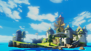 The Legend of Zelda : Wind Waker HD annoncé