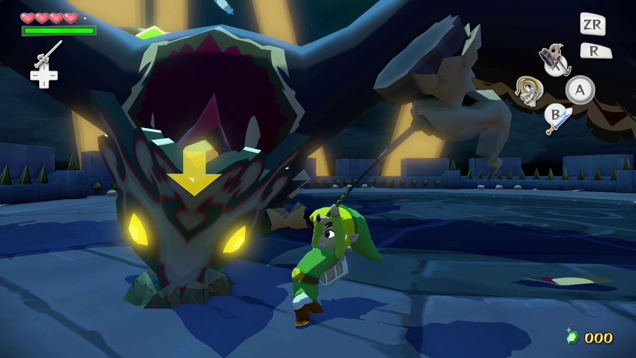 .com The Legend of Zelda : The Wind Waker HD - Wii U Image 13 sur 224