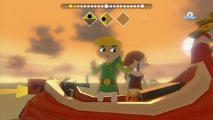 Test The Legend of Zelda : The Wind Waker HD Wii U - Screenshot 39
