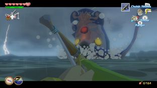 Test The Legend of Zelda : The Wind Waker HD Wii U - Screenshot 40