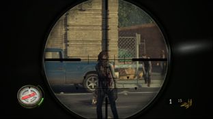 Test The Walking Dead : Survival Instinct Wii U - Screenshot 17