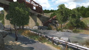 Aperçu The Walking Dead : Survival Instincts Wii U - Screenshot 6